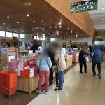 道の駅 すさみ - ショッピングコーナー