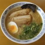 龍 - ラーメン 510円
