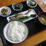 雄川閣 - 岩魚定食