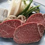 モーリヤ - 神戸牛フィレ