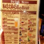48594331 - ビールはたくさん種類があります~!
