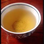 そば処 もりや - 蕎麦茶^_^