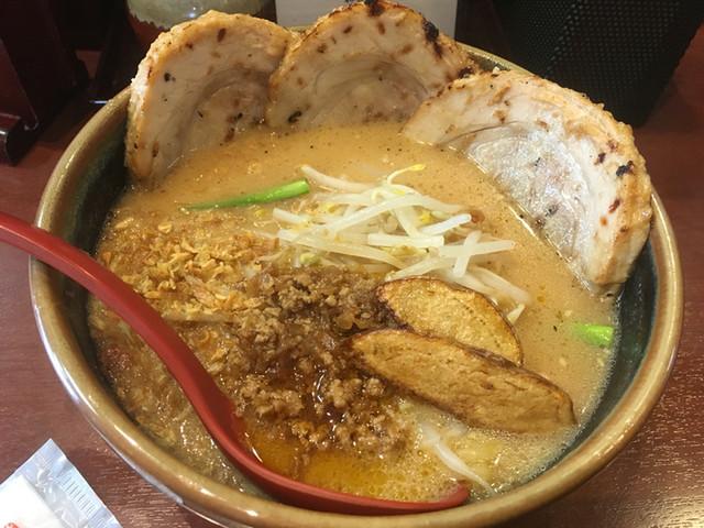 味噌屋庄助 仁戸名店 - 大森台/ラーメン [食べログ]