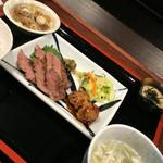 牛たん焼き 仙台 辺見 - 牛タンづくし定食1750円