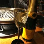 月島 在市 - シャンパン