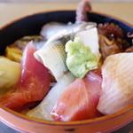 紀文寿司 - ちらし