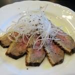 洋風ダイニング Ciel - 鴨肉のマリネ