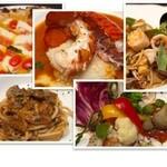 リロンデル - 楽しいコース料理も有ります‼️