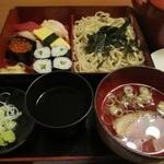 義つね - 寿司セット@1,100円