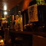 くろ酒場 薩摩 - 焼酎の種類も豊富