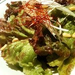 焼肉JAPAN - JAPANサラダ