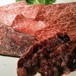 焼肉JAPAN - 焼肉盛り合わせ