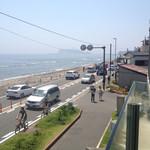 bills - 江ノ島も見える