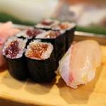 大和寿司 - マグロ巻・いくら巻・カンパチ