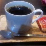 おおつか - 本日のコーヒーとビスケット