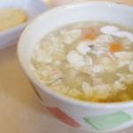 ピカポロンツァ - ジャガイモとキノコのスープ