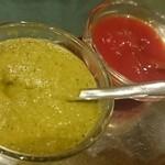 インド料理 ショナ・ルパ