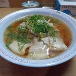 たくちゃん - 料理写真:醤油ラーメン