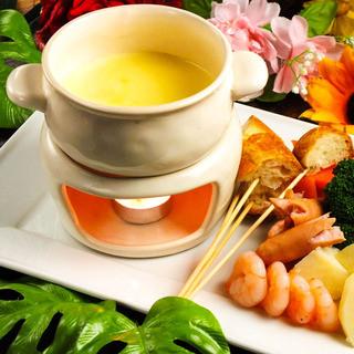 創作料理のテーマは『美食』と『健康』
