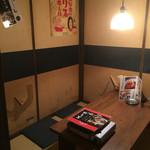 平澤精肉店 - 個室 昭和な・・・