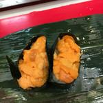 さくら寿司 - ウニ! 激ウマ