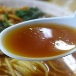 桑島食堂 - ラーメン
