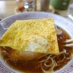 桑島食堂 - 薄焼き玉子