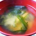桑島食堂 - 味噌汁