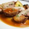 ラ・サンテ - 料理写真:足寄石田さんの羊薪焼き