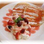 Sutefore - ベリーのパンケーキ 2015.6