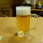 佰圓屋 いし河 - 2016.03 ビールは324円