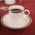 メインダイニングルーム 三笠 - 「コーヒー」