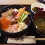 氷見海鮮丼 粋鮨 - 海鮮丼