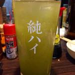 榮ちゃん - 激ウマ緑茶ハイ