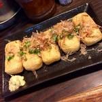 榮ちゃん - 下田豆腐店ひとくち油揚げ網焼き
