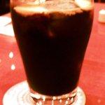 蛯澤珈琲店 - アイスコーヒー(スイート)