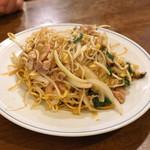 広東料理 鳳泉 - 炒麺(ヤキソバ)