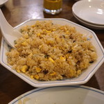 広東料理 鳳泉 - 炒飯(ヤキメシ)