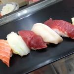 シゲちゃんすし - 料理写真:爆裂15貫①