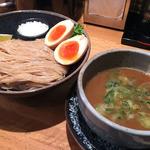 麺匠 たか松 - つけ麺(2016/3月撮影)