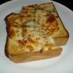 ルジャンドル - 或る日のモーニング・ピザトーストセット