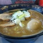 麺山 - とんにぼ