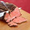 THE GARDEN - 料理写真:アメリカンビーフの低温ロースト