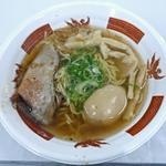 麺屋 宗 - 【金色香味塩らぁ麺 + 匠のとろとろ半熟味玉】¥800 + ¥100