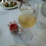 4863411 - 昼間から白ワイン幸せ♪美味しい(^-^)