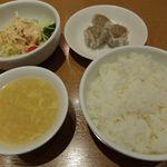 崎陽軒 中華食堂 - セット