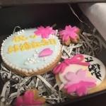 玉響 - サプライズのアイシングメッセージクッキー