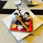割烹 和多屋 - 料理写真:先付 前菜