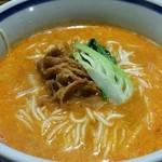 はなさき家 - 担々麺 ダイハード大盛 ¥930
