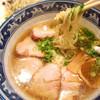 Sanukiramenhamano - 料理写真:チャーシュー麺 (730円) '15 11月上旬